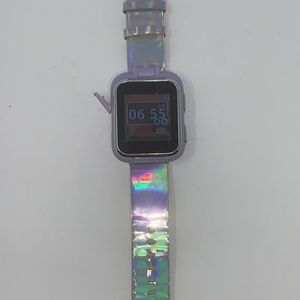 I touch Kids Playtime Metallic Watch